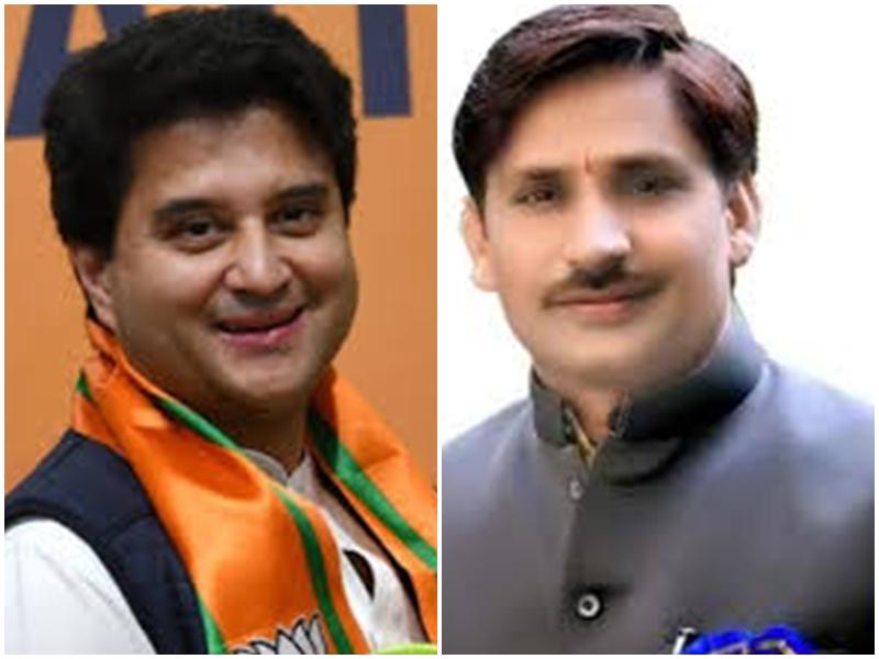 Rajya Sabha Elections 2020 : मध्य प्रदेश में भाजपा से सिंधिया और सोलंकी दोनों की जीत पक्की