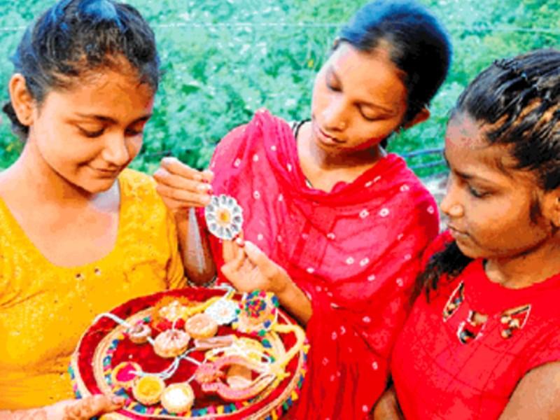 Raksha Bandhan 2020 : पाताल लोक की भद्रा इसलिए राखी बांधने में अड़चन नहीं, दिनभर शुभ मुहूर्त