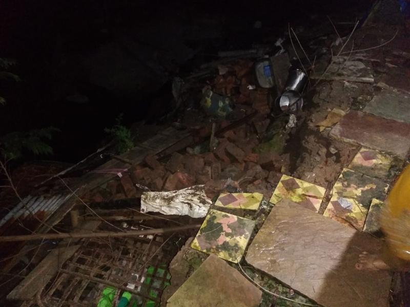 MP News: रीवा में बारिश के बीच ढहा कच्चा मकान, चार लोगों की मौत