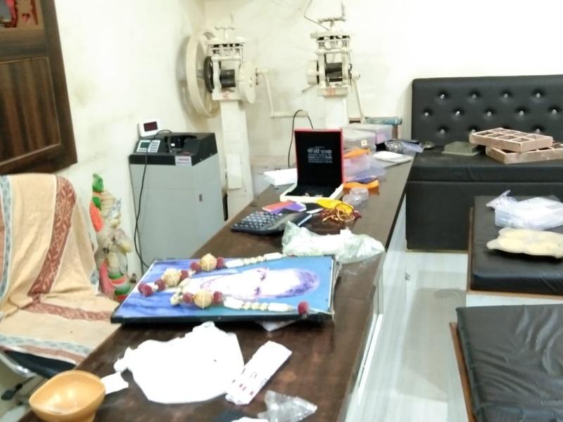Ashoknagar Crime news: नई सराय में सर्राफा कारोबारी के घर डकैती, 20 लाख से अधिक का माल ले गए बदमाश