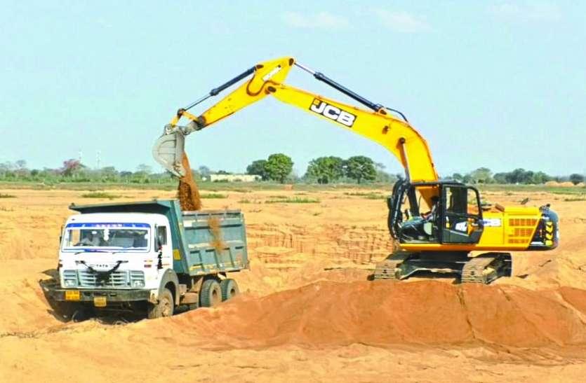 Illegal Sand Mining: माफियाओं ने बिगाड़ी अरपा नदी की सूरत, संकट में जल संरक्षण