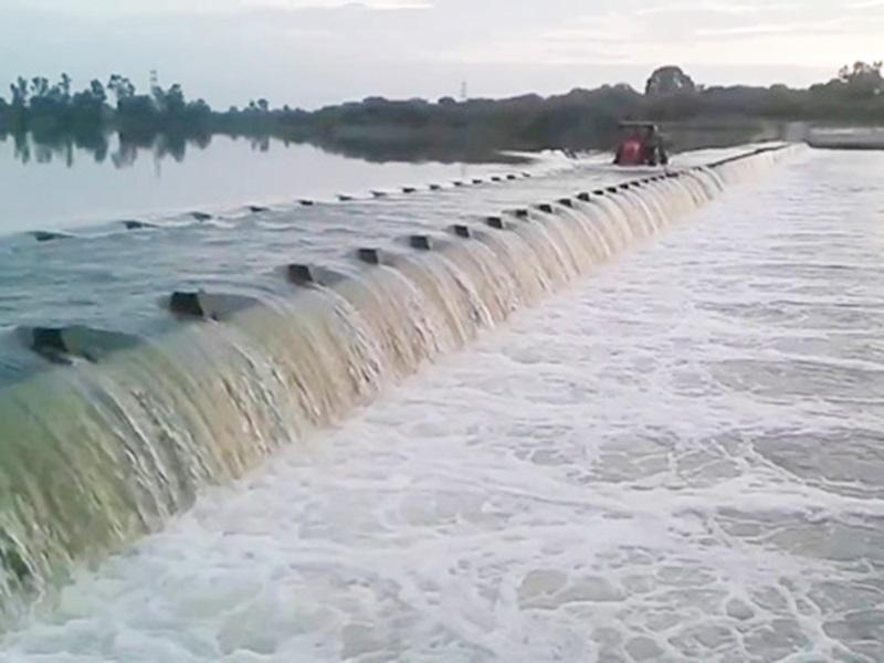 Water Level In Chhattisgarh: सावन की झड़ी फिर भी जलाशयों और नदियों में पानी कम