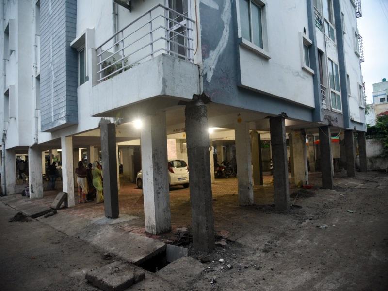 Bhopal News: नगर निगम के पास नहीं है दक्ष इंजीनियर, जर्जर इमारत की जांच के लिए मैनिट से बुलवाना पड़ा