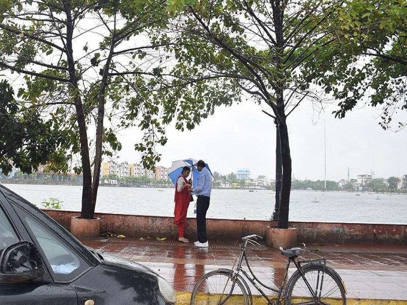 Monsoon Weather Update In Chhattisgarh: चार दिन के बाद मिली लगातार बारिश से राहत, आज छाए रहेंगे बादल