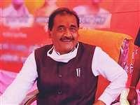 पिछड़ा वर्ग कल्याण मंत्री रामखिलावन पटेल ने कहा, मेरा परिवार नहीं लेगा आरक्षण का लाभ