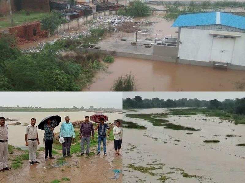 Red Alert of Heavy Rain in MP: मध्य प्रदेश के ग्वालियर-चंबल क्षेत्र में बारिश का रेड अलर्ट, श्योपुर, शिवपुरी और दतिया में हालात बेकाबू