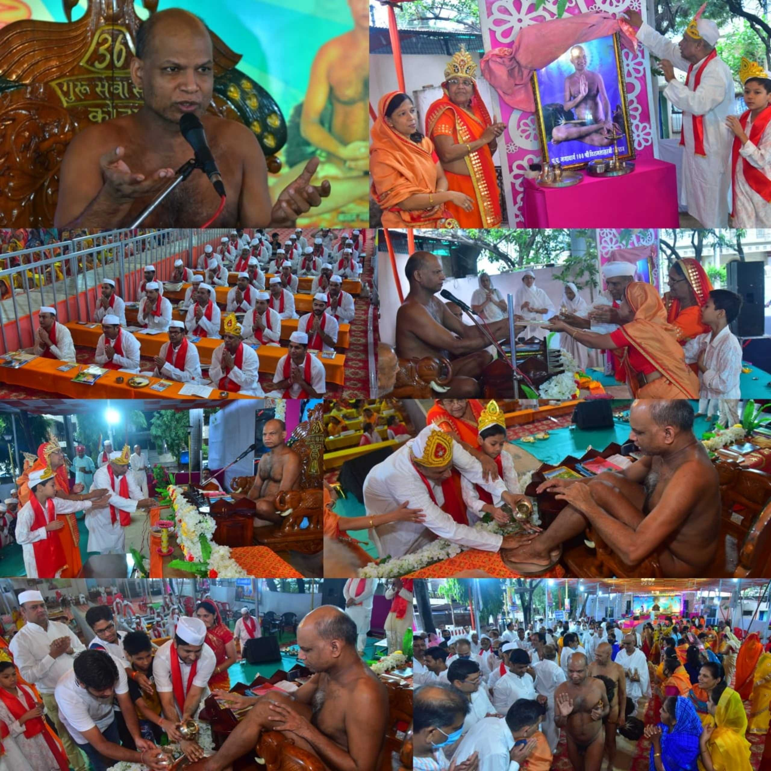 Dharma Indore News: भक्ति करने वालों की बुध्दि खराब नहीं होती