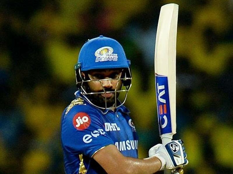 IPL 2020: Rohit Sharma के आईपीएल में 5000 रन पूरे, यह मुकाम हासिल करने वाले तीसरे बल्लेबाज