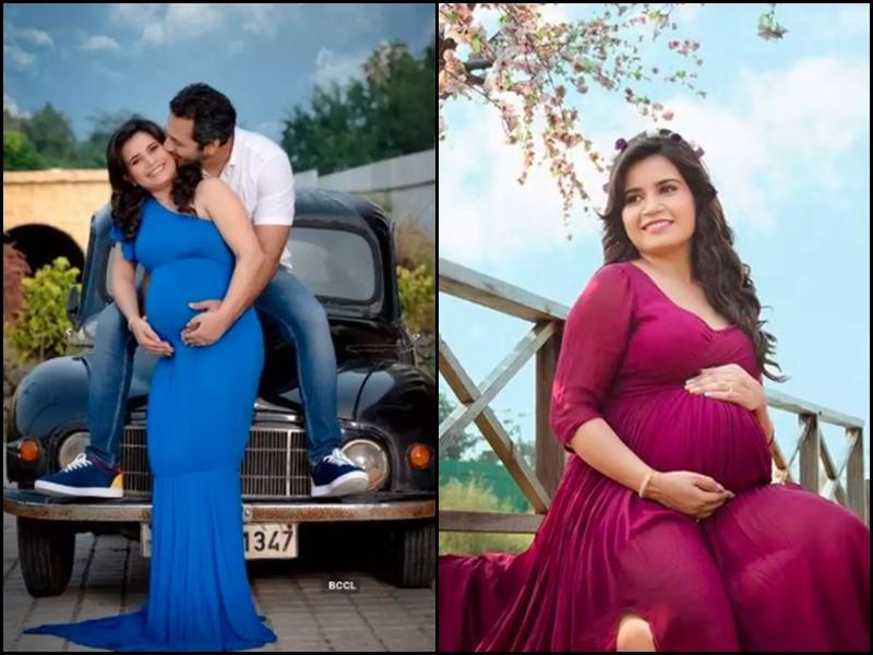 Tarak Mehta की 'रीता रिपोर्टर' का मैटरनिटी फोटो शूट, सोशल मीडिया पर शेयर की तस्वीरें