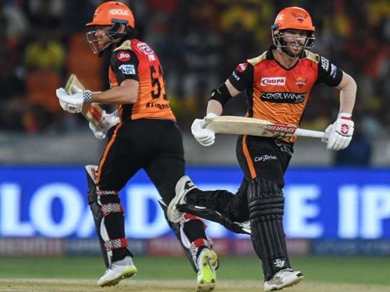 IPL 2020: हैदराबाद ने बैंगलोर को 5 विकेट से हराया, चौथे स्थान पर पहुंची सनराइजर्स