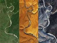Russia Mysterious Stripes: रूस के ऊपर दिखी रहस्यमयी धारियां, सैटेलाइट तस्वीरों को देख वैज्ञानिक भी हैरान