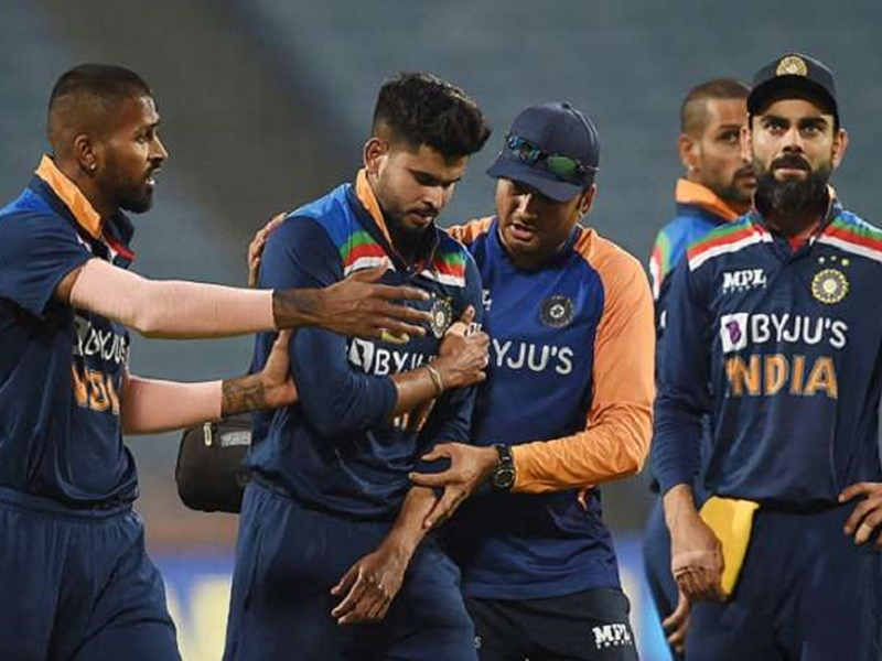 IPL 2021: अगले हफ्ते होगी Shreyas Iyer के कंधे की सर्जरी, दांव पर लगा करियर