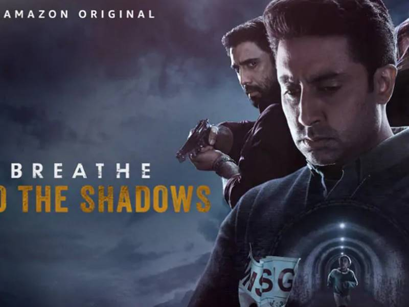 Here are a 5 top reasons to get ready for Breathe Into the Shadows of Abhishek Bachchan