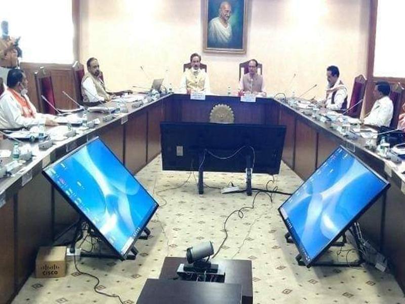 Shivraj Cabinet : मुख्यमंत्री की मंत्रियों को हिदायत, सोमवार को विभाग की समीक्षा करें और समय व्यर्थ न गंवाएं