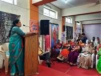 भारत माता का वैभव बढ़ाने वाली पार्टी है भाजपा -  माया नारोलिया
