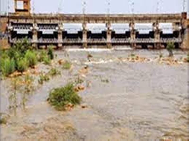Gwalior Drinking Water Supply News: अपर ककैटो, ककैटो के खुले गेट, तिघरा के लिए छोड़ा पानी