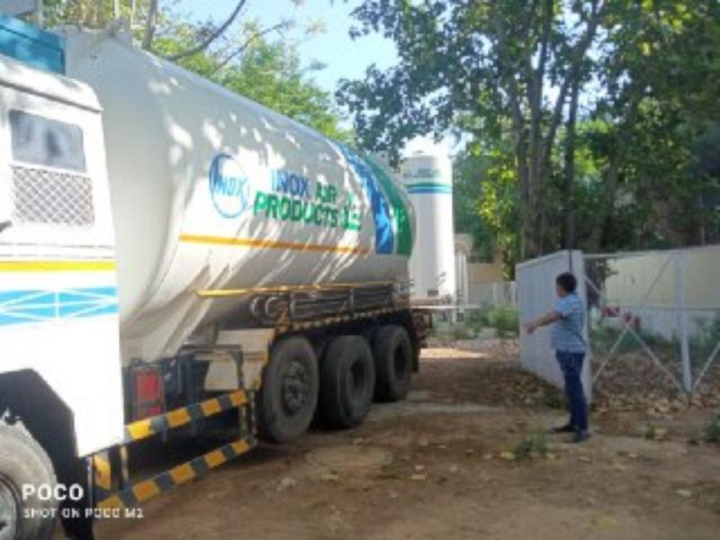 Gwalior Oxygen Crisis News: दूसरी लहर से लिया सबक, इस बार आइसाेलेशन वार्ड व आक्सीजन सिस्टम पर फाेकस