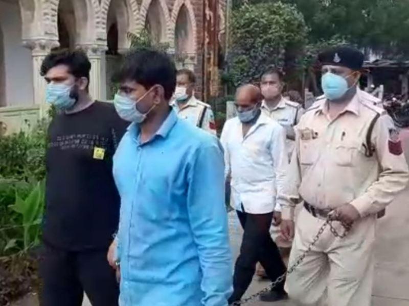 Illegal Liquor in MP: रतलाम के सोहनगढ़ में शराब बनाकर राजस्थान व गुजरात करते थे सप्लाय