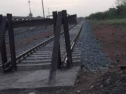 Railway News Bilaspur: जीएम के आगमन से पहले स्टेशन की खामियां ठीक कर रहा रेल अमला