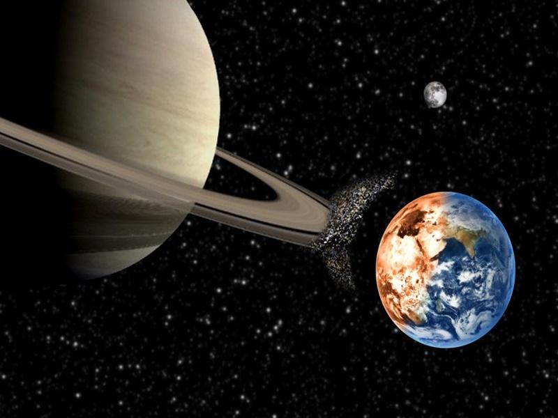 Saturn and Earth Closest: अद्भुत खगोलीय घटना, एक-दूसरे के करीब आए शनि और पृथ्वी