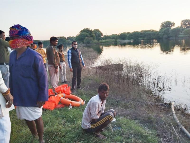 Madhya Pradesh News: VIDEO आगर मालवा क्षेत्र में बांध में डोंगी पलटने से पांच लोगों की मौत