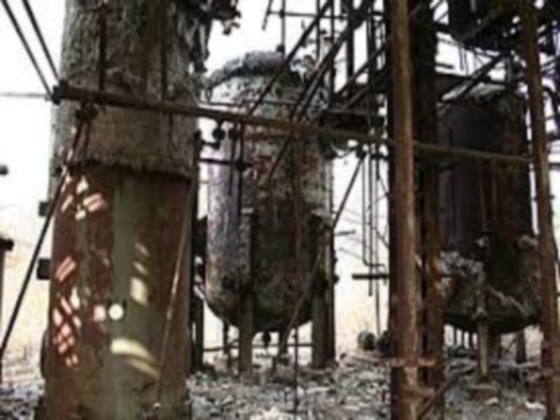 Bhopal Gas Tragedy: भोपाल गैस त्रासदी के 36 साल में भी नष्ट नहीं कर पाए जहरीला कचरा
