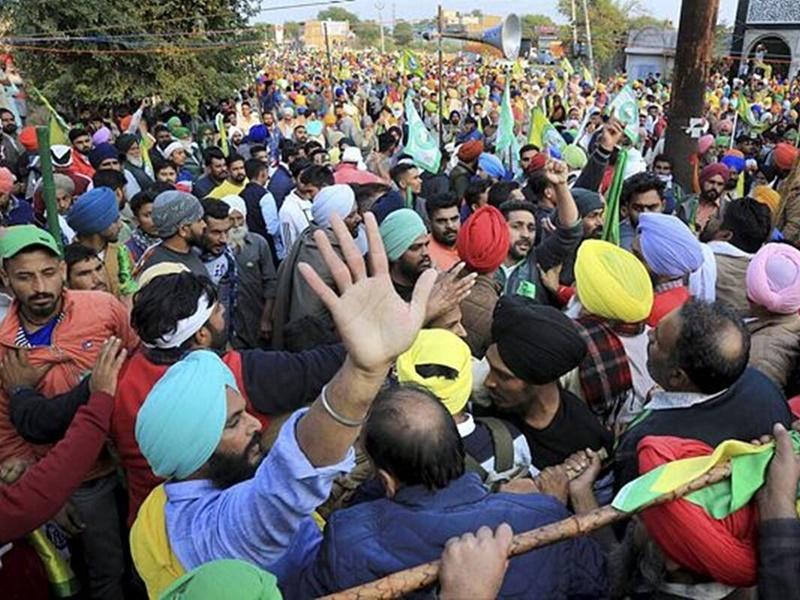Live Kisan Protest News : सरकार और किसानों के बीच चौथे दौर की बैठक गुरुवार को, वार्ता पर टिकी उम्मीदें
