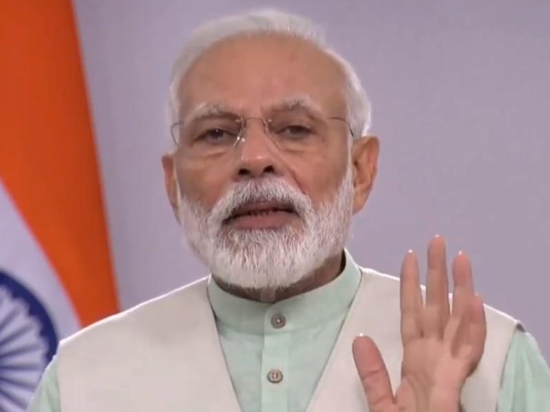 Coronavirus: PM Modi ने खेल हस्तियों को दिया 5 सूत्रीय मंत्र, लोगों के बीच सकारात्मकता फैलाने की अपील की
