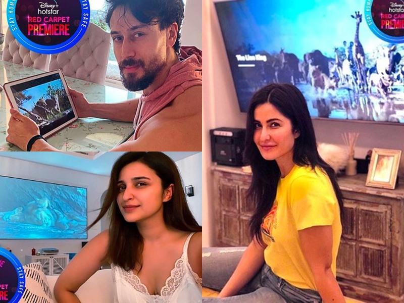 ऐसे हैं फिल्मी सितारों के घर, Katrina Kaif और Hrithik Roshan ने दिखाया लिविंग रूम