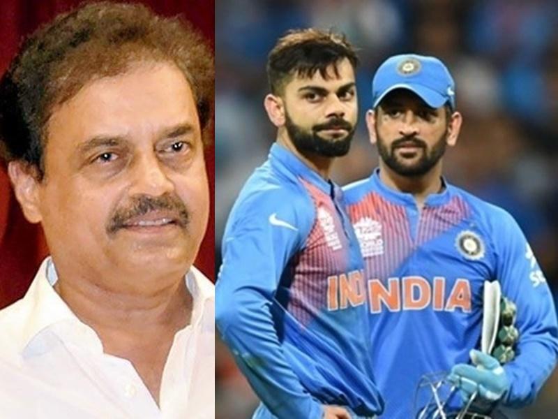 Dilip Vengsarkar का खुलासा, MS Dhoni नहीं चाहते थे कि Virat Kohli को भारतीय टीम में चुना जाए