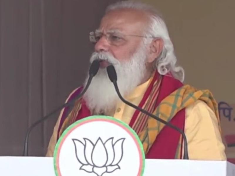 PM Modi in Tamulpur, Assam: सेक्यूलरिज्म-कम्यूनिज्म के खेल ने देश का बहुत नुकसान किया
