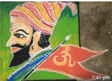 महाराष्ट्र दिवस पर बाल रूप में दिखे वीर शिवाजी और जीजाऊ मां