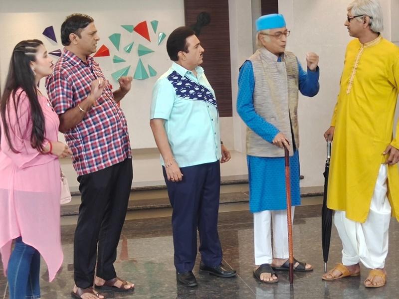 Taarak Mehta Ka Ooltah Chashmah : पोपटलाल की जान खतरे में, जानिये आगे क्या होगा