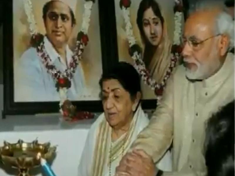 Raksha Bandhan 2020 : लता मंगेशकर का राखी पर विशेष संदेश, PM मोदी ने भी दिया जवाब