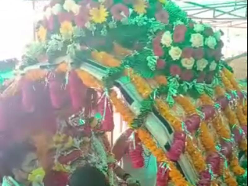 Mahakal Savari : सावन की अंतिम सवारी में प्रजा का हाल जानने निकले भगवान महाकाल