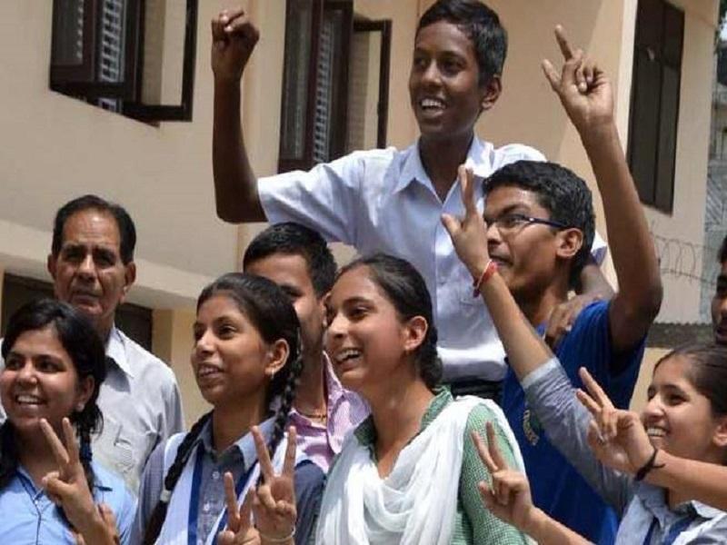 Jabalpur news: सीबीएसई दसवीं के परिणाम घोषित, बच्चों में दिखा उत्साह