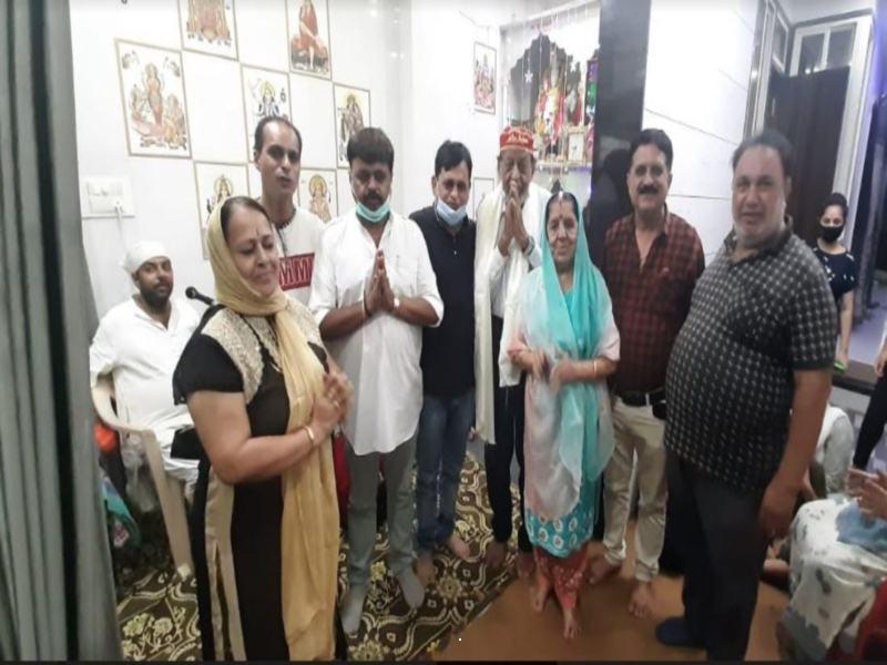 Bhopal News: चालीहा मंदिर में खुशहाली की अरदास, संत हिरदाराम नगर में रीझवानी का सम्मान