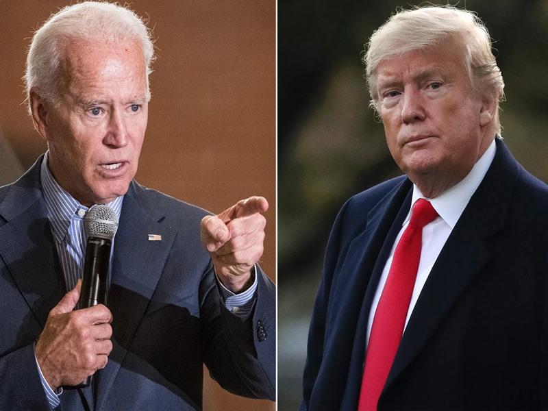 US Presidential Election 2020: डोनाल्ड ट्रंप का मुकाबला जो बिडेन से, जानें कब शुरू होगी वोटिंग