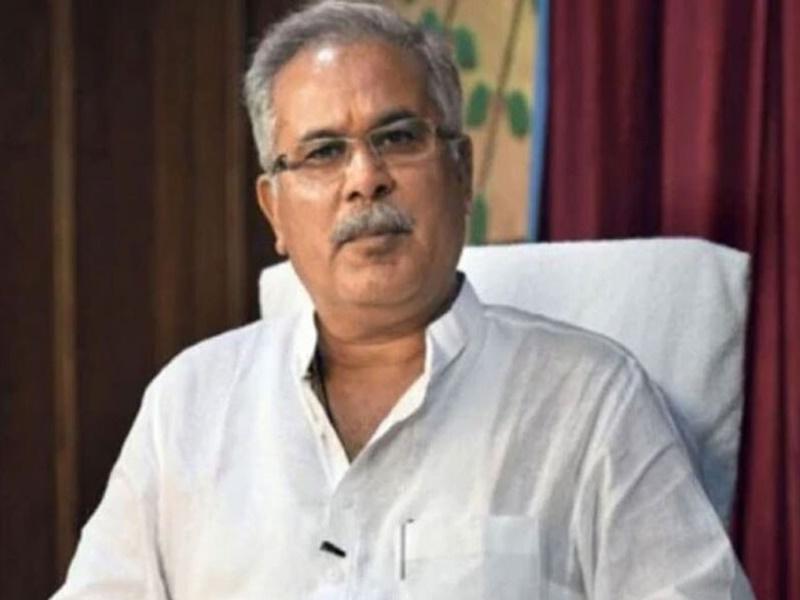 Chhattisgarh Paddy Procurement : धान उपार्जन और कस्टम मिलिंग के संबंध में सीएम भूपेश ने केंद्रीय खाद्य मंत्री को लिखा पत्र