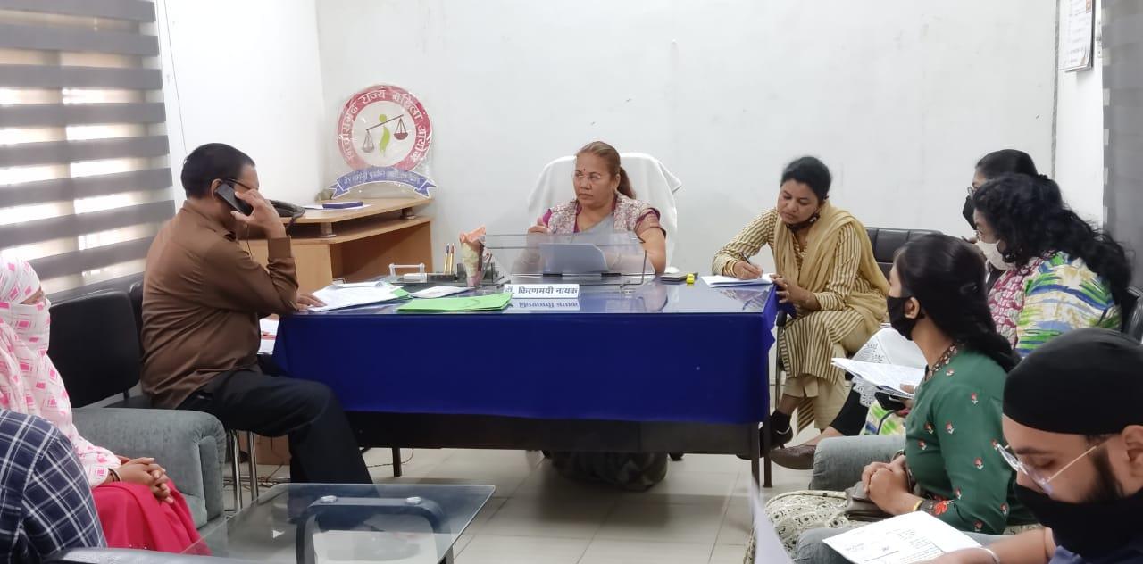 Raipur News: कार्यस्थल पर प्रताड़ना की जांच के लिए आयोग ने गठित की जांच समिति