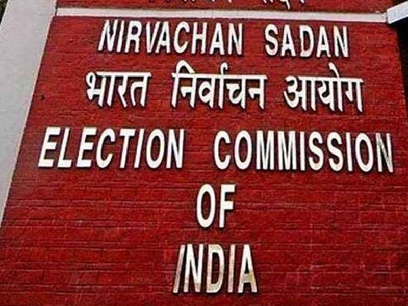 निर्वाचन आयोग ने चुनावी राज्यों में PM मोदी की तस्वीरों वाले होर्डिंग 72 घंटों में हटाए जाने को कहा