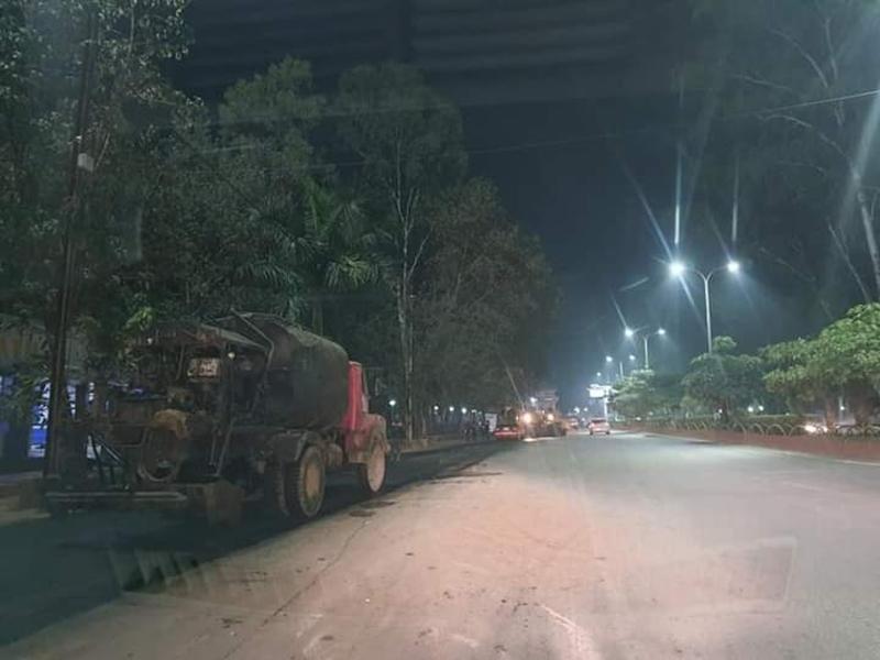 Road Construction: नहरपारा रोड का मुआवजा नौ करोड़ रुपये लटका सड़क निर्माण