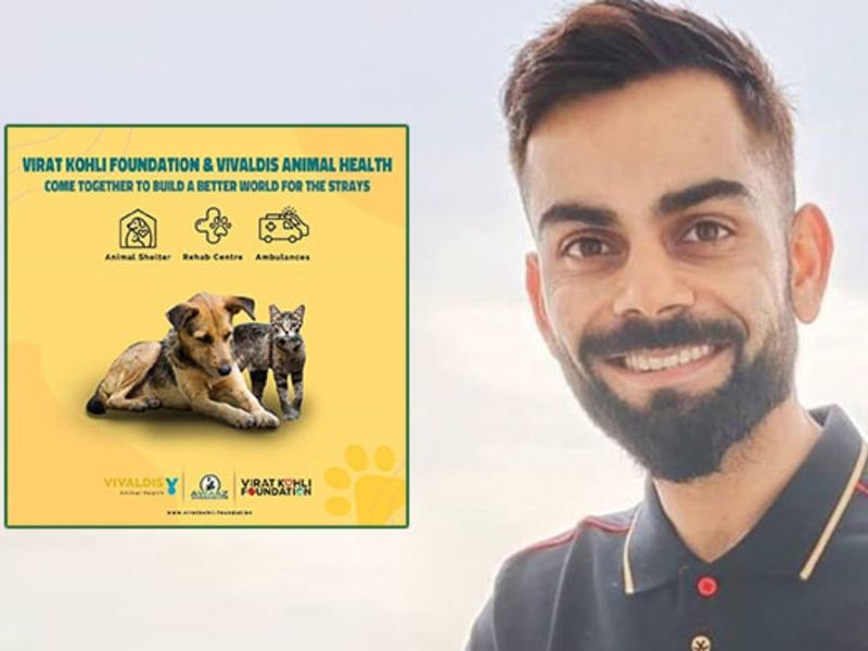 मैदान के बाहर कोहली का 'विराट' कदम, मुंबई में खोलेंगे दो पशुगृह