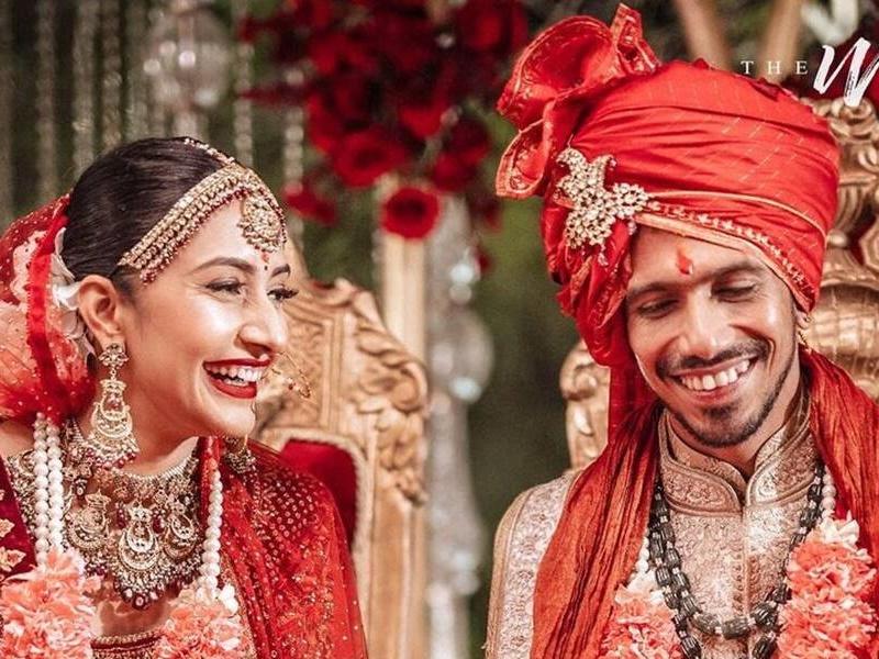 देखिये युजवेन्द्र चहल की शादी का वीडियो, पत्नी धनश्री वर्मा ने किया अपलोड