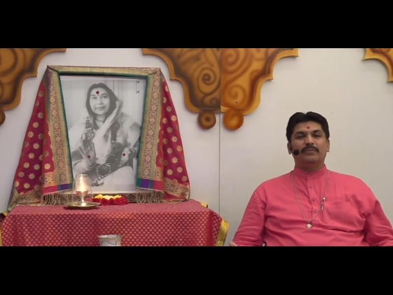 Bilaspur News: मनुष्य का संबंध परमात्मा से होना ही सहज योग