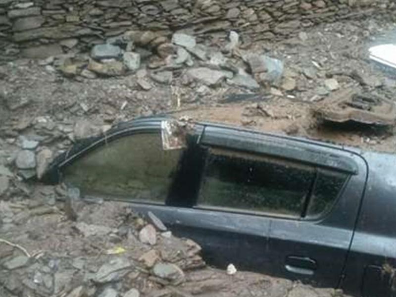 Himachal Pradesh News : चंबा में बादल फटने से भारी नुकसान, घरों में पानी भरा, दहशत का माहौल