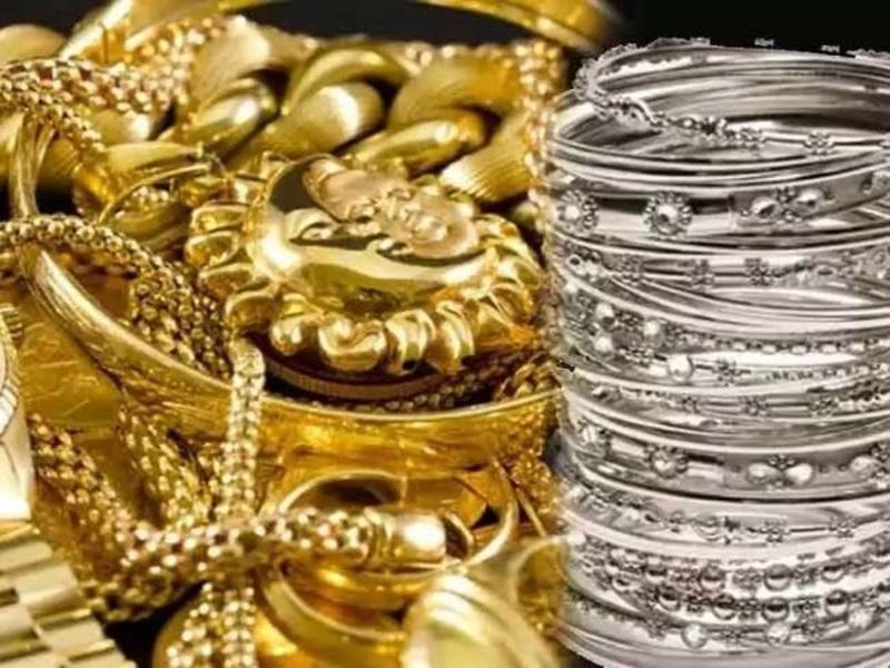 Gold-Silver prices in Indore: इंदौर सराफा बाजार में चांदी फिर 70 हजार रुपये के पार, सोना भी सुधरा