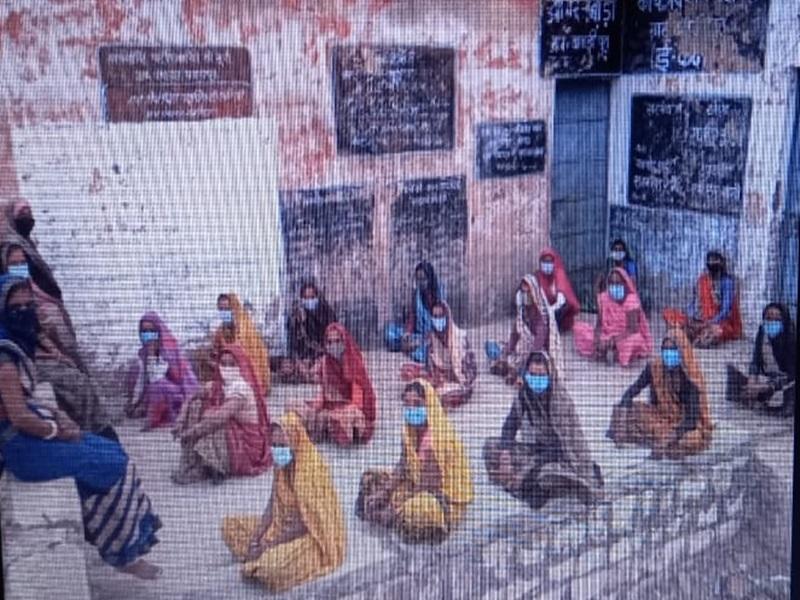 Coronavirus Morena News: महिलाओं ने बदलवाई आदतें, उसके बल पर कोरोना से लड़ रहे 332 गांव