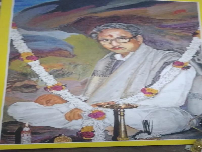 Bhopal Arts and culture news: वाकणकर की जयंती के मौके पर ऑनलाइन चित्र प्रदर्शनी का आयोजन