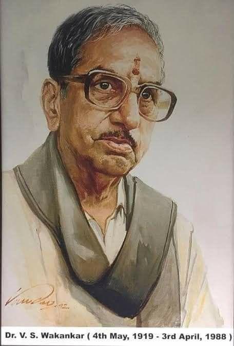 Jabalpur News : विलुप्त सरस्वती नदी की खोज करने वाले डॉक्टर वाकणकर की संस्कार भारती ने मनाई 102 वीं जयंती